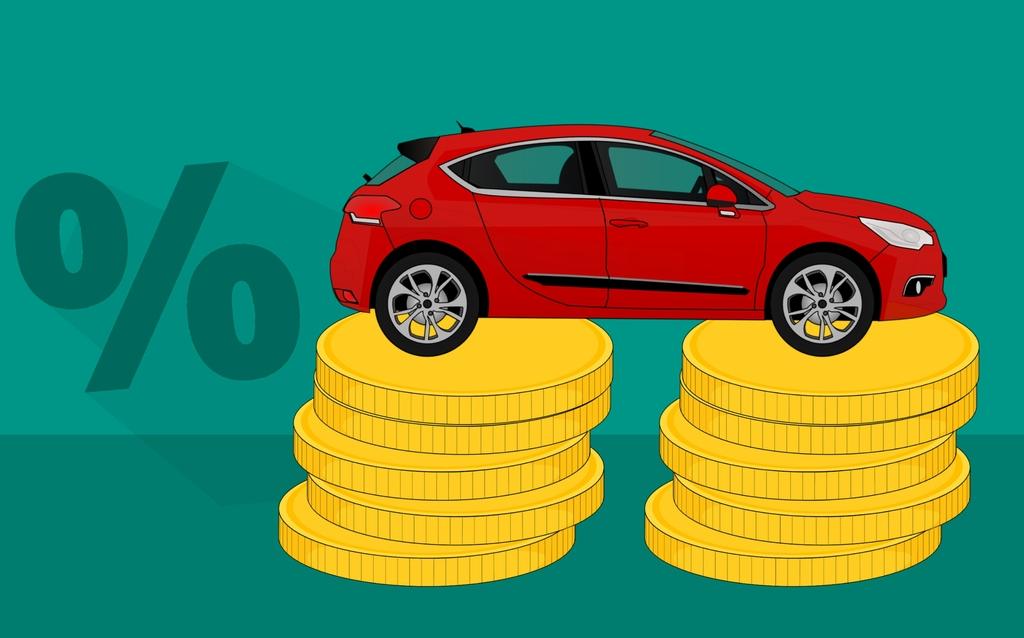 Aankoop van een nieuwe auto